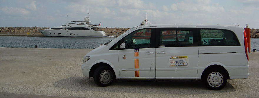Majorca airport Taxi Cabs transfers.