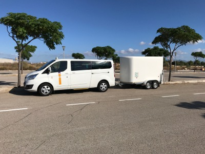 Taxi from Palma airport to Canyamel
