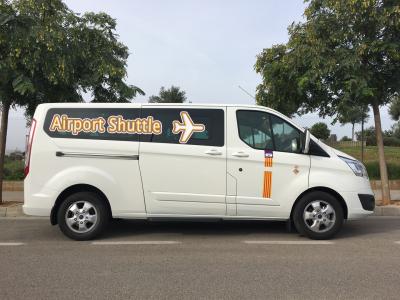Mallorca official Taxi company.