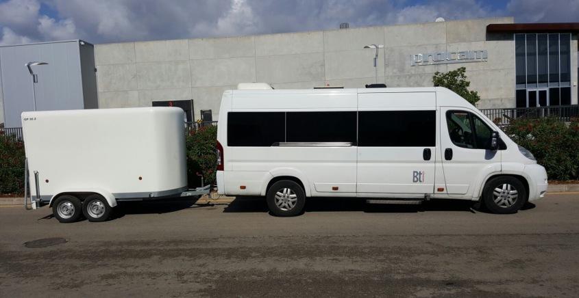 Bus to Puerto de Alcudia