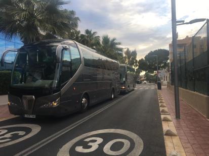 Majorca PMI airport buses