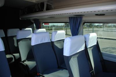Mallorca Taxi Bus to Calas de Mallorca.