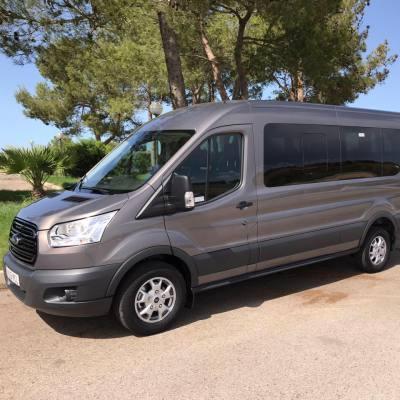 Mallorca Taxi Bus to Inca.