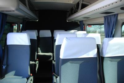 Palma airport taxi bus to Platja de Muro.