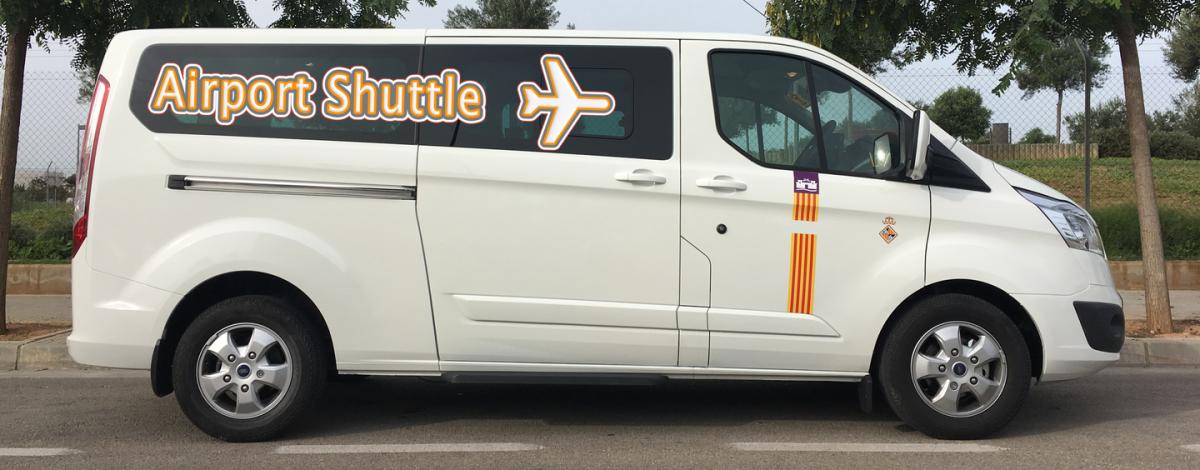Mallorca Taxis to Colonia de Sant Jordi