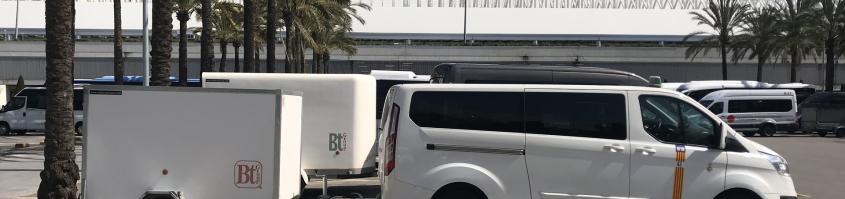 Mallorca transfers to Cala Agulla