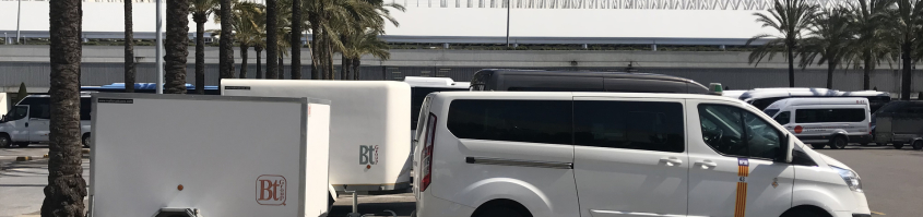 Mallorca PMI airport transfers to Cala Rajada