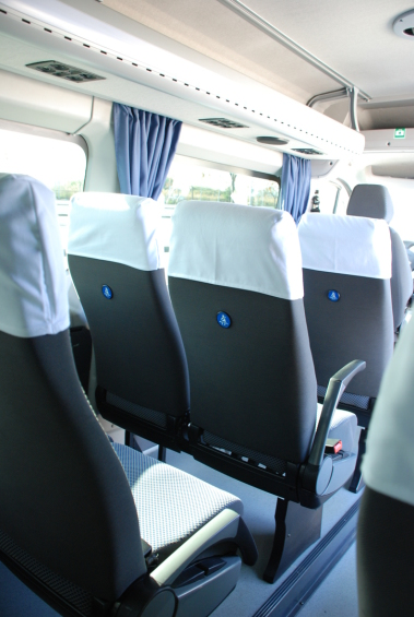 Airport transfers for 5,6,7 or 8 persons