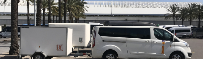 Minivan and mini bus from Mallorca airport