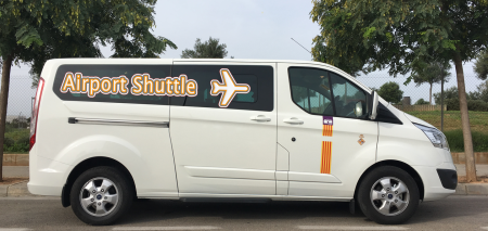 Mallorca airport transfers and taxi to Azul Suite Hotel